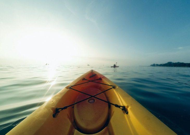 Kajaki Piaśnica to najlepsze spływy kajakowe nad morzem
