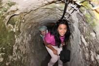 Goreme underground city