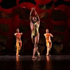 Los tres pasos que necesita un bailarín