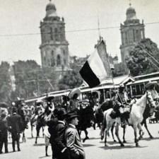 Ciudad de México, 1915: días nefastos