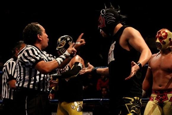 En el ring