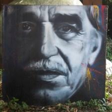 Recuerdo de Gabo en San Antonio de los Baños