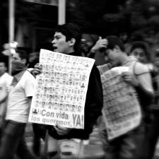 Ayotzinapa, un año