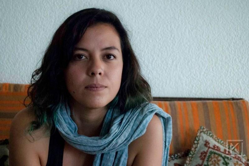 Sara Escobar directora de Causar Alta
