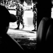 Una guerra desconocida, fragmento de «Honduras a ras de suelo»