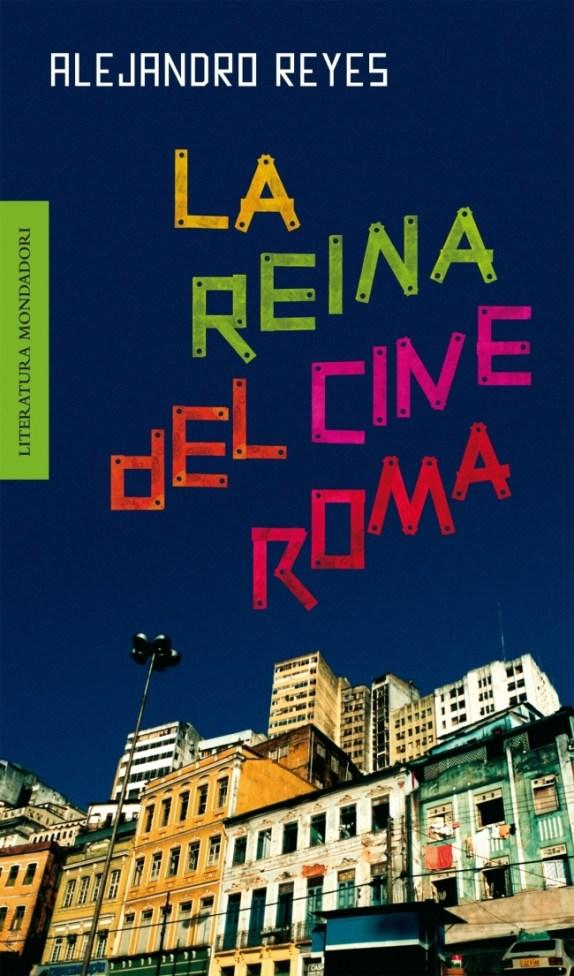 Portada La reina del cine Roma