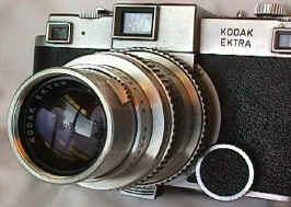 Kodak Ektra (60's)