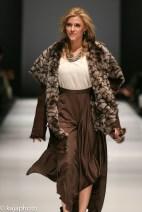 Natalie Duddridge of CTV Ottawa wears Tess Johnson