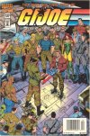 Marvel Comic G.I. Joe 155 The Last (A Letter from Snake-Eyes)