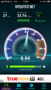 upload speed