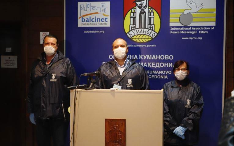 Градоначалникот на Куманово тврди дека е негативен на COVID-19 ...