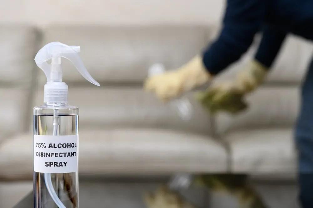 殺菌用、消毒用アルコールのイメージ画像