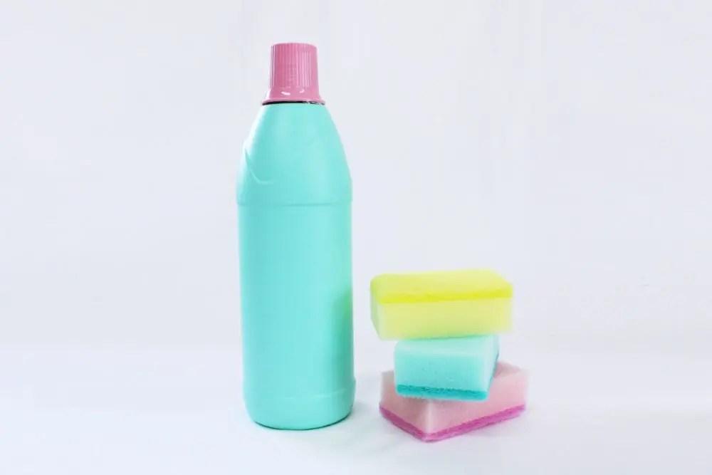 塩素系漂白剤の画像
