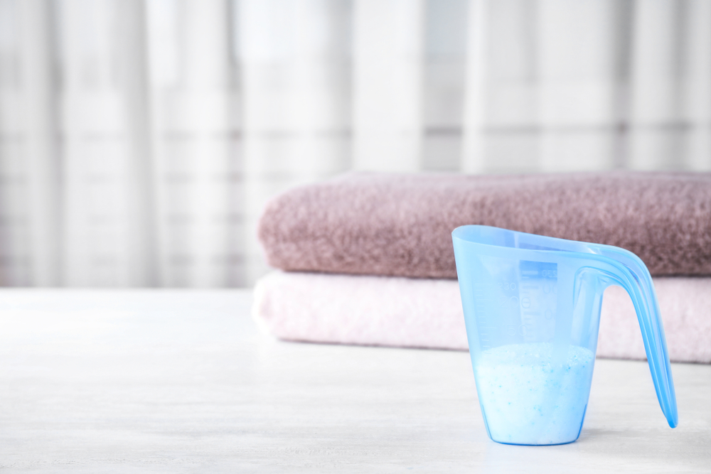 環境にやさしい粉末洗剤のイメージ画像