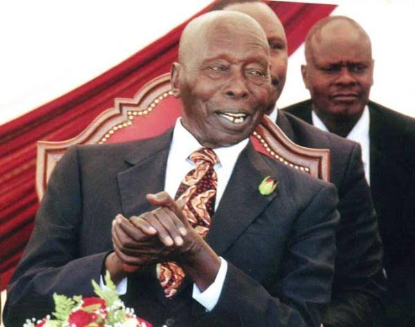 The late former President Daniel Arap Moi was undisputed Kalenjin Kingpin for more than half a century