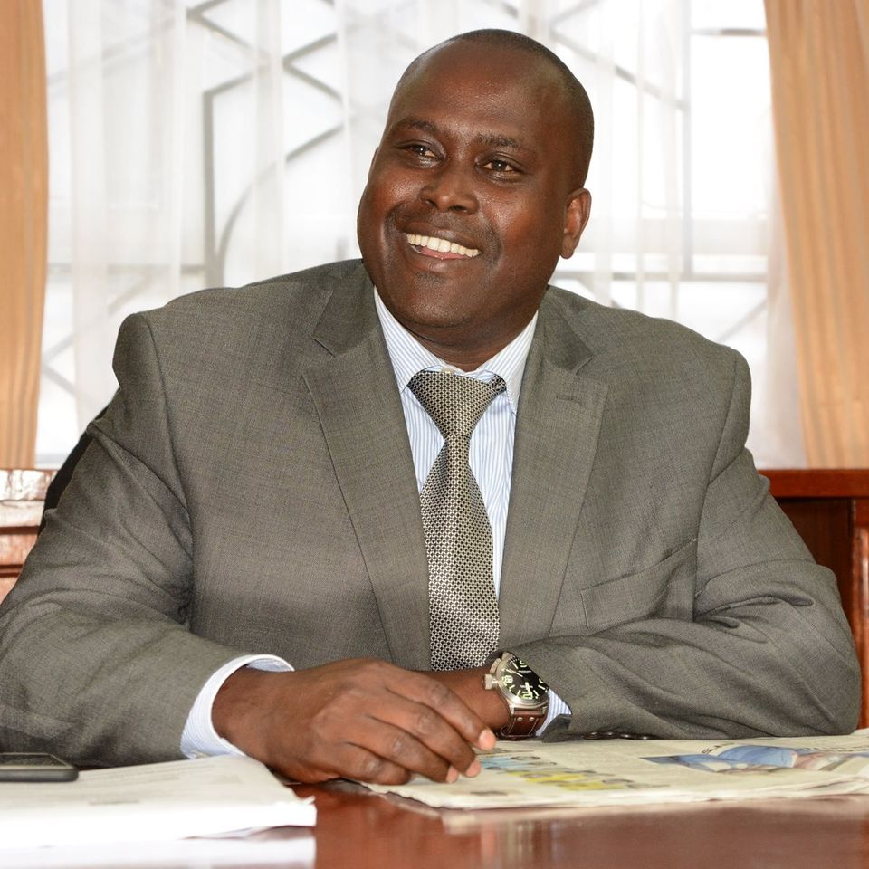 Katoo ole Metito will be running for Kajiado governor seat in 2022.