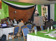 Kajiado County Meat Value Chain Conference where experts on Thursday discussed the future of beef industry in the country.