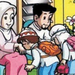 hak dan kewajiban anak dan orang tua