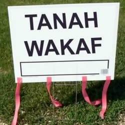 Mendirikan Balai RW di atas Tanah Wakaf Masjid