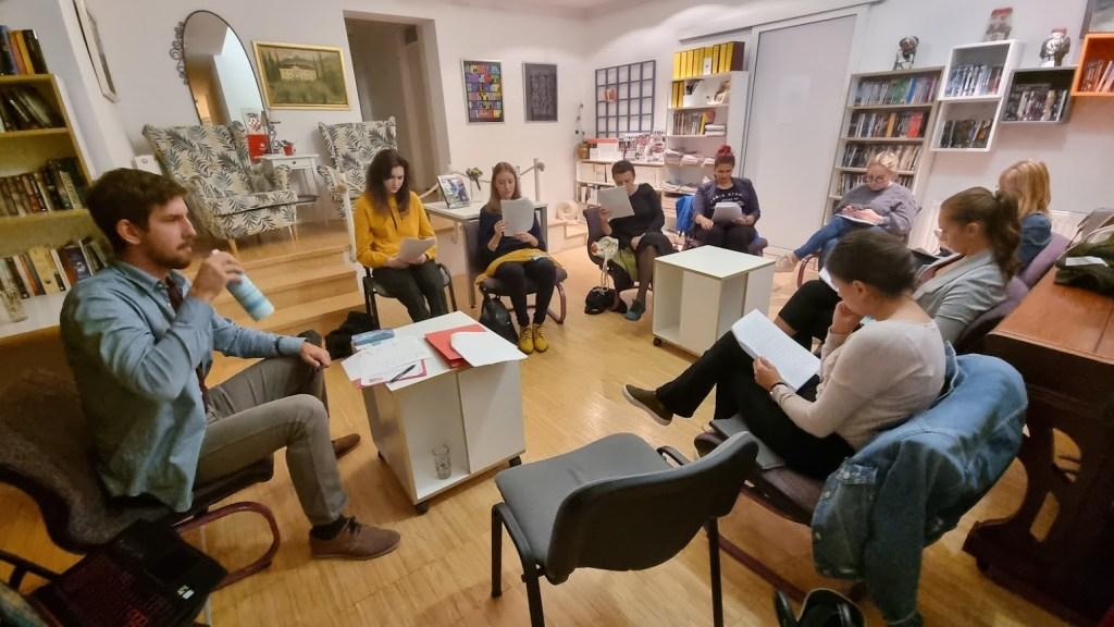Prvi susret kluba Fantazirajmo o čitanju održan u GK Zabok