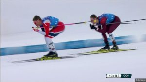 Norway passes OAR in 4x10km relay