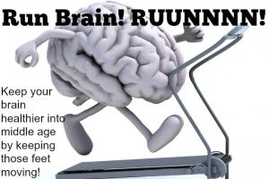 Brain on a Treadmill