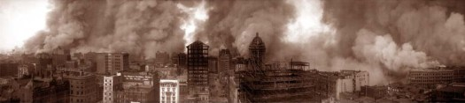 1906 SF earthquake