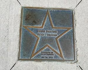 Stratford Brian Bedford star