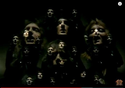 Bohemian Rhapsody video