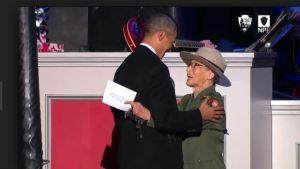 Soskin and Obama