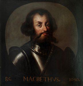 Macbeth portrait