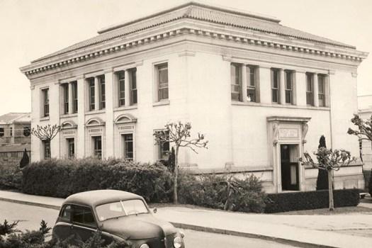Original Boalt Hall