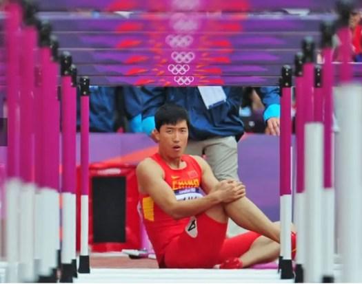 Liu Xiang London Olympics