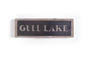 Custom lake cut out