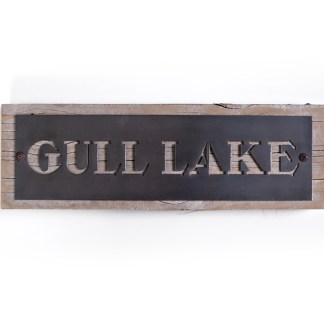 Custom lake cut out
