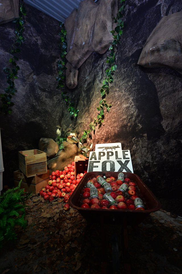 Apple Fox Product Shot