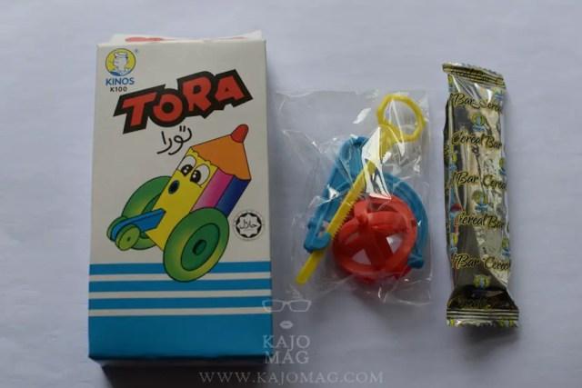 Were you a Tora fan or a Ding Dang fan?