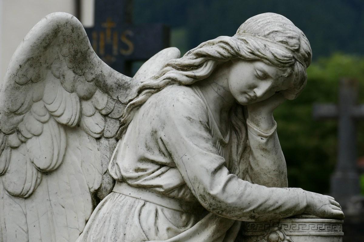 Gdy smutnieją anioły