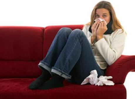 Как заболеть сильной простудой?