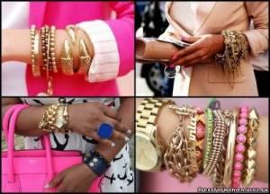 Как правильно носить браслет