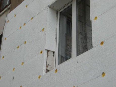 Как утеплять фасад пенопластом видео?