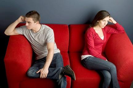 Как правильно мириться после ссоры?