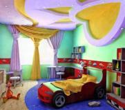 Как правильно создать интерьер детской комнаты?