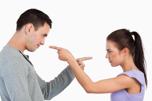 Как правильно выяснять отношения с мужем?