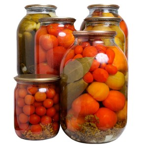 Засолить овощи в холодильнике