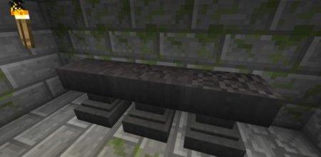 Kraft anvil in Minecraft