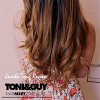 GET BIG LOOSE CURLS WITH TONI&GUY JUMBO TONG [REVIEW]*