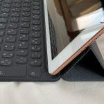 iPadとキーボードとペンのセットを買った