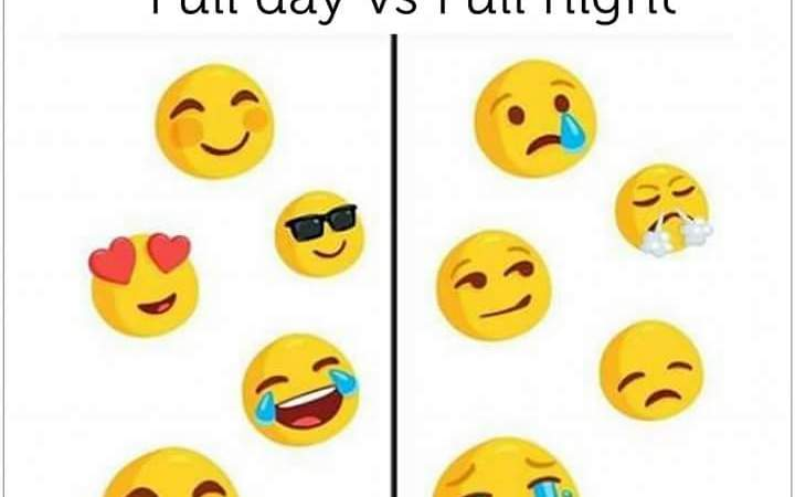 ME : Full Day vs Full Night
