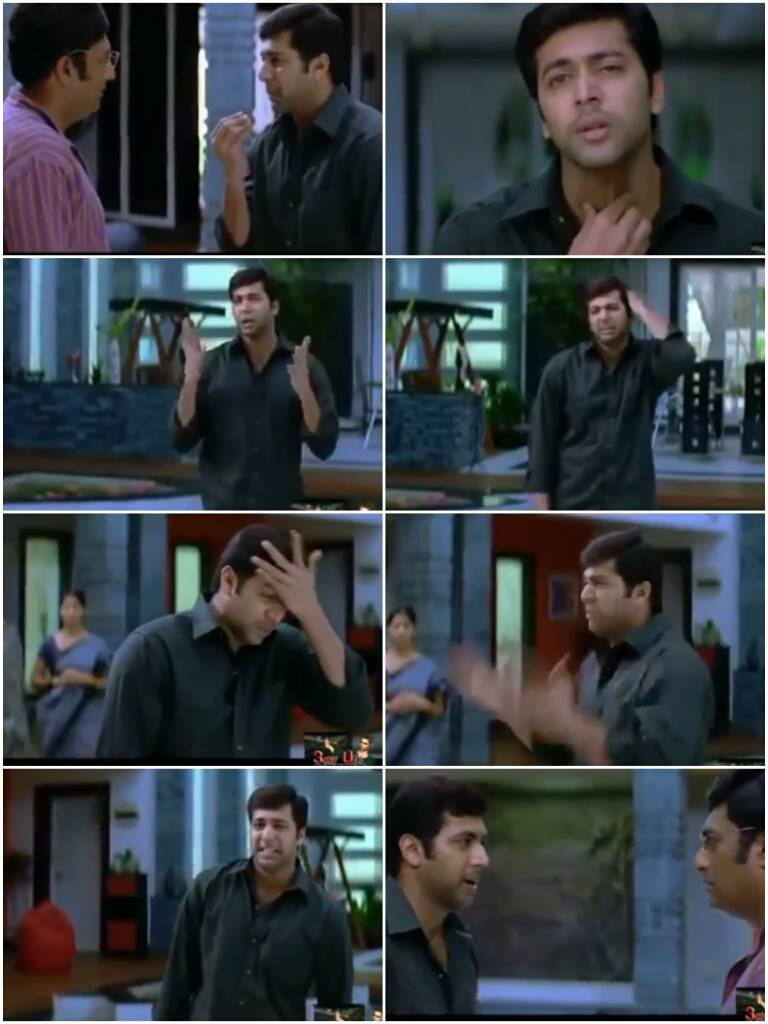Santhosh Subramaniam Meme Template Kakakapo
